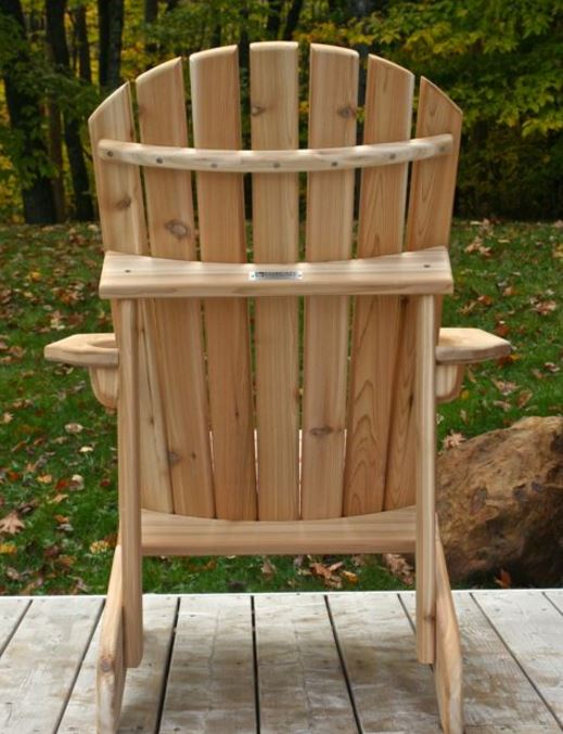 Adirondack Cedar Chairs cedar adirondack chairs made in the usa