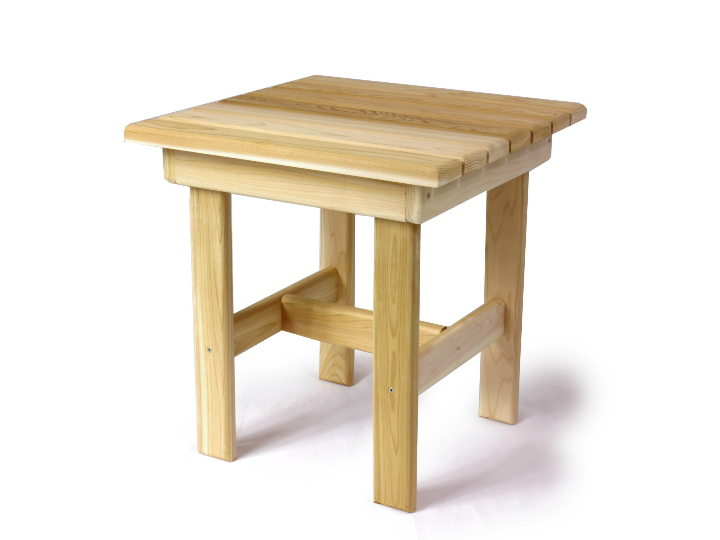 20″ Square Side Table