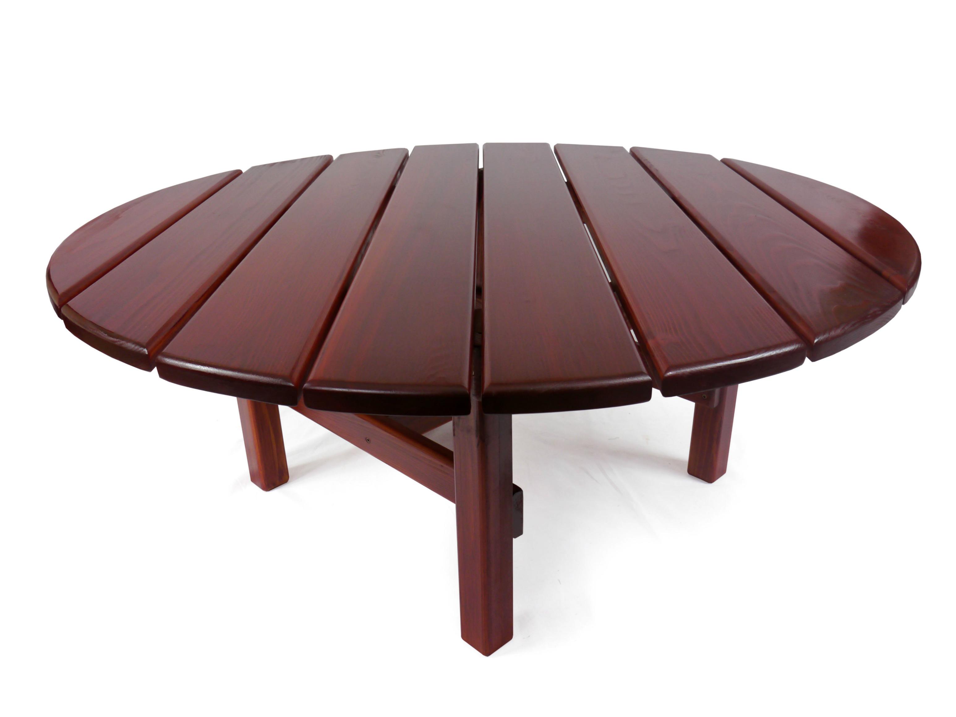 Adirondack Side Table Unfinished