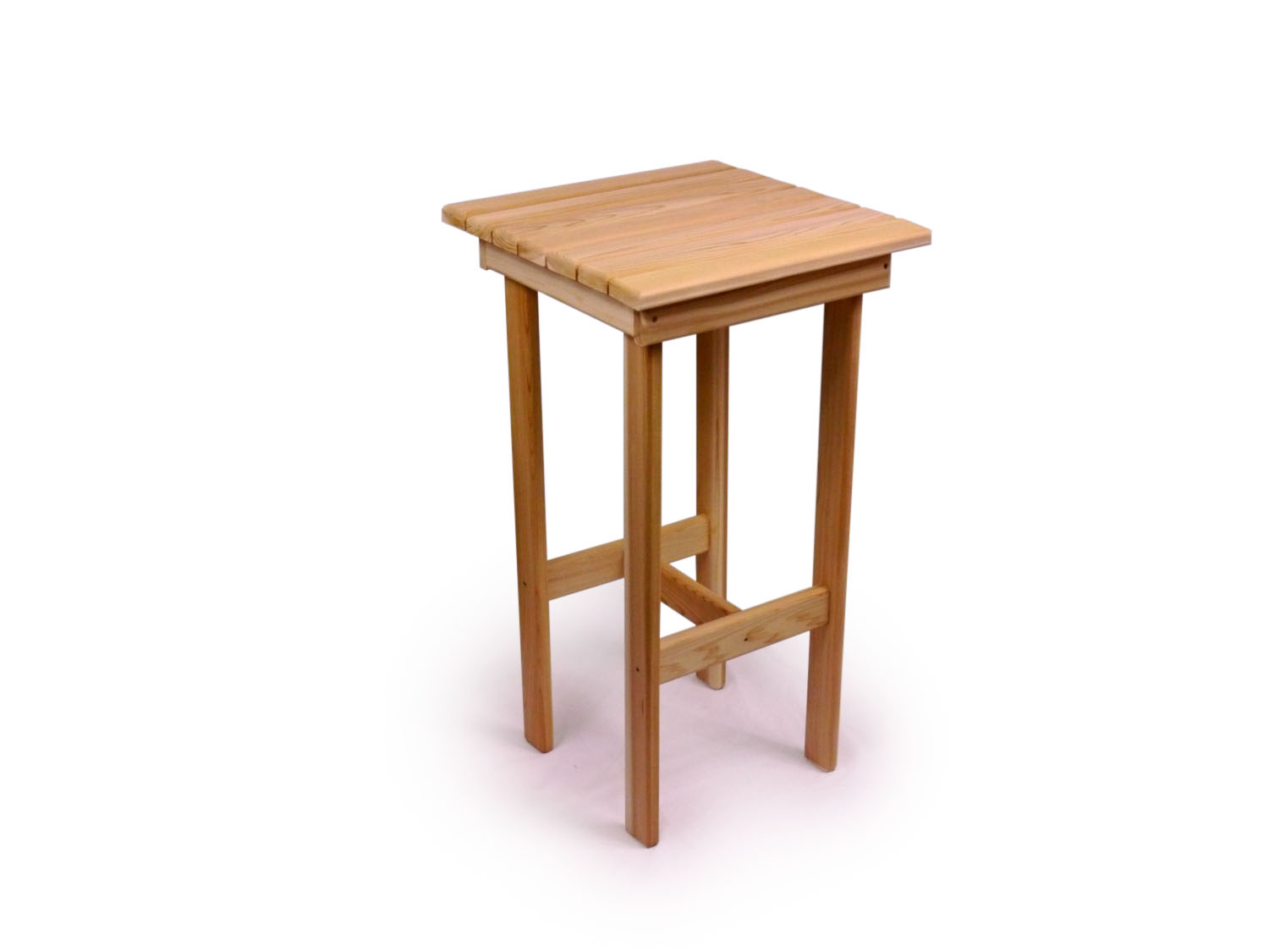 Tall Square Table Ozark Mountain Furniture