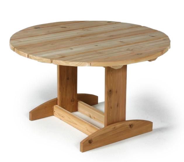 36 Round Garden Table Ozark Mountain Furniture