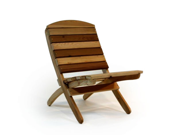 Cedar Sports Chair Ozark Mountain Furniture